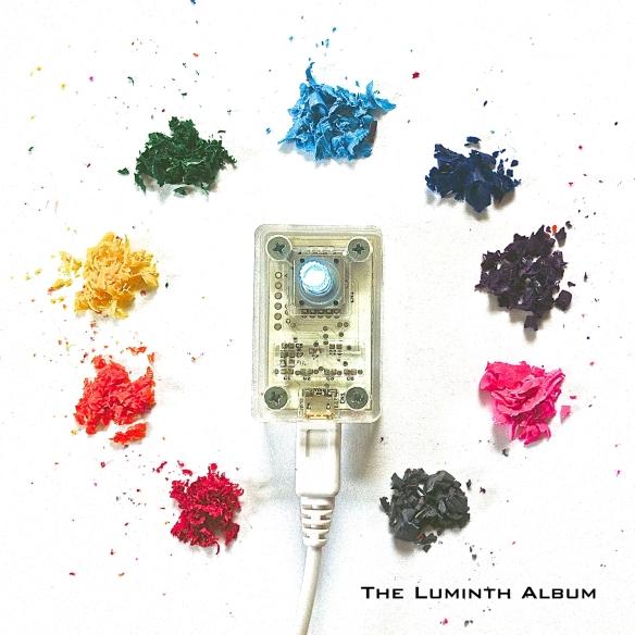 LuminthAlbumCover
